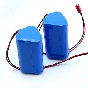 Зарядталатын Li-ion 3S1P 18650 10.8v 2250mah литий-ионды аккумуляторлық медициналық құрал