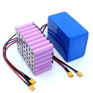 Зауыттың бағасы 18650 Батарея ұяшығының қуаты жоғары 12В қайта зарядталатын лион ион литий батареясы сатылады