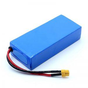 Қайта зарядталатын жоғары сапалы 12v 12Ah Li-ion батареясы 3S6P литий-ионды батареялар пакеттері