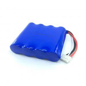 Қайта зарядталатын 14,8В 2200 мАч 18650 лионионды литий батареясы, ақылды шаңсорғышқа арналған