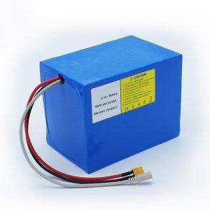 Литий батареясы 18650 48V 20.8AH электрлік велосипедтер мен велосипедтер жиынтығы