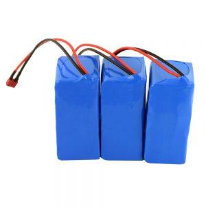 18V 4.4Ah қайта зарядталатын, электр құралдарына арналған 5S2P литий-ионды аккумуляторлық жинақ