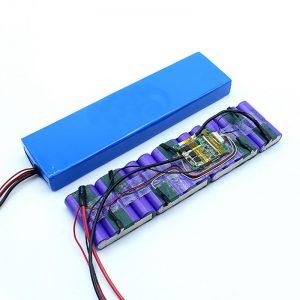 Зауыттың бағасы 18650 36 вольтты аккумуляторлық литий-ион 36В батарея жиынтығы