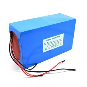 48v / 20ah электр скутеріне арналған литий аккумуляторы