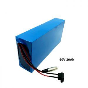 Қайта зарядталатын батарея жиынтығы 60v 20ah EV литий батареясы