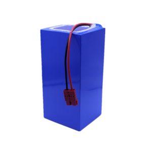 Литий-ионды аккумуляторлар жиынтығы 60v 40ah литий батареялар пакеті 18650-2500mah 16S16P электр скутеріне / электронды велосипедке арналған