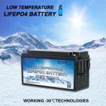 БАРЛЫҒЫ төмен температуралы литий темір фосфаты аккумуляторлары