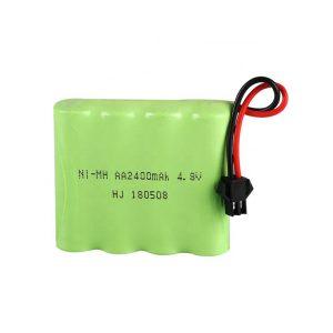 NiMH қайта зарядталатын батарея AA2400mAH 4.8V