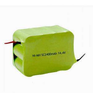 NiMH зарядталатын батарея SC 2400mAH 14.4V