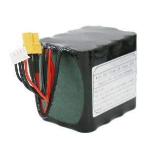 Қайта зарядталатын 18650 батарея ұяшықтары 3S4P лионды батареялар жиынтығы 11.1V 10Ah күн сәулесіндегі шамға арналған