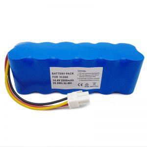 navibot SR8750 DJ96-00113C VCA-RBT20 үшін жоғары сапалы 14.4v ауыстыратын шаңсорғыш батареясы