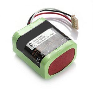 Beston Scooba Mint5200B 7.2V 3Ah ауыстыру iRobot шаңсорғышына арналған қайта зарядталатын Ni-MH батарея пакеті